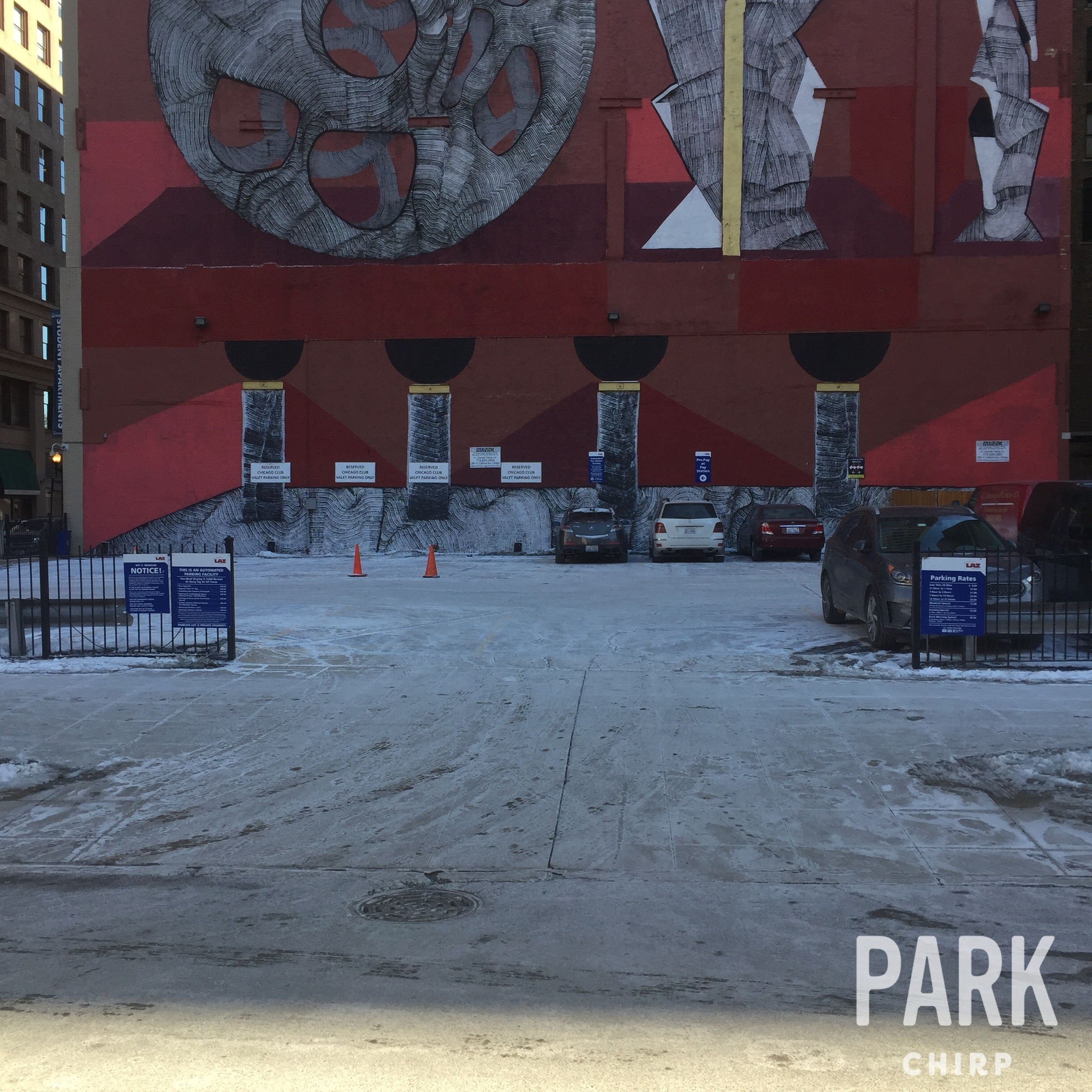 Photo of 401 S. Wabash Ave. – Lot