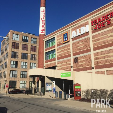 Parking for 1783 N Marcey