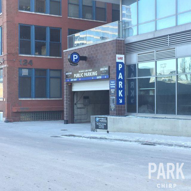 Photo of 109 W. Polk St. (Burnham Pointe) – Garage