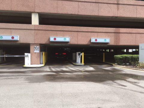 Parking for One Orlando Center
