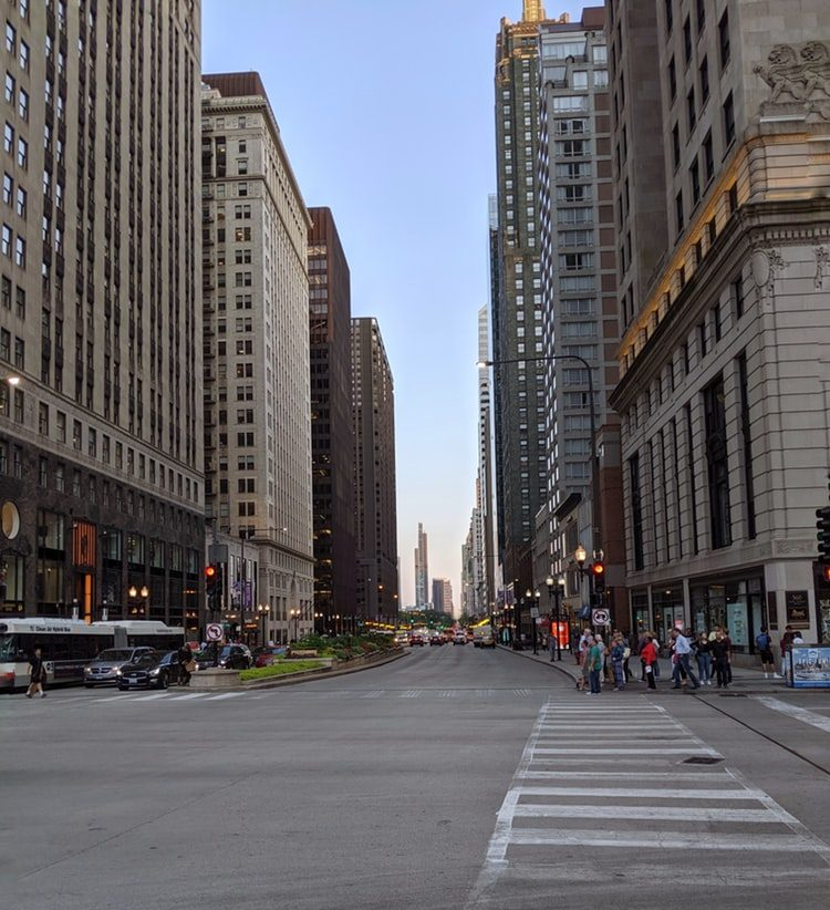 Photo of Michigan Avenue