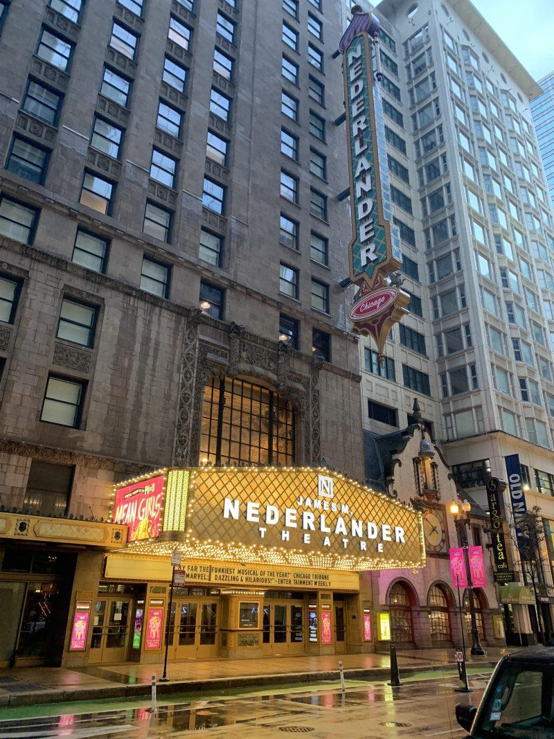 Photo of James M. Nederlander Theatre