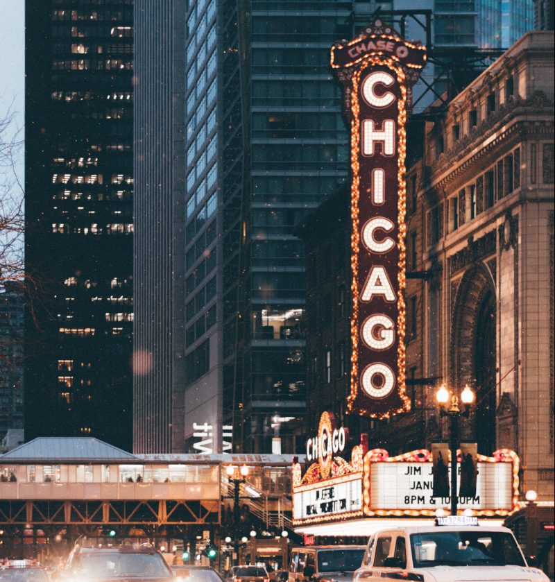 Photo of The Chicago Theatre