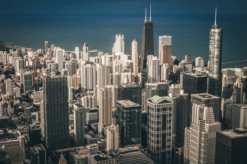 Photo of Downtown Chicago