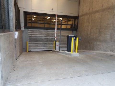 Stack House Garage Parking