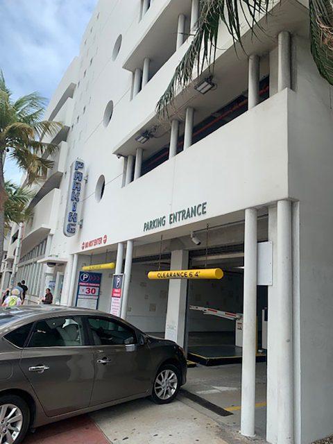 Parking for Miami Beach
