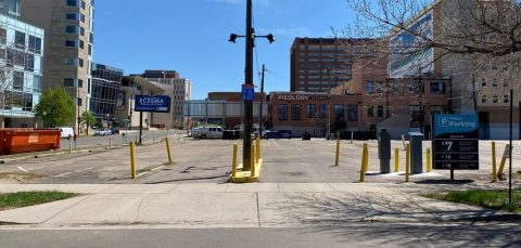 Parking for 1120 Acoma Street
