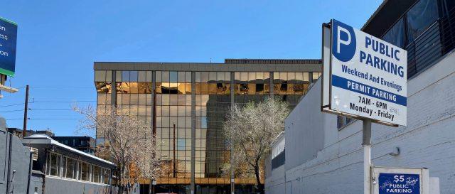 Photo of Sherman Center – Lot