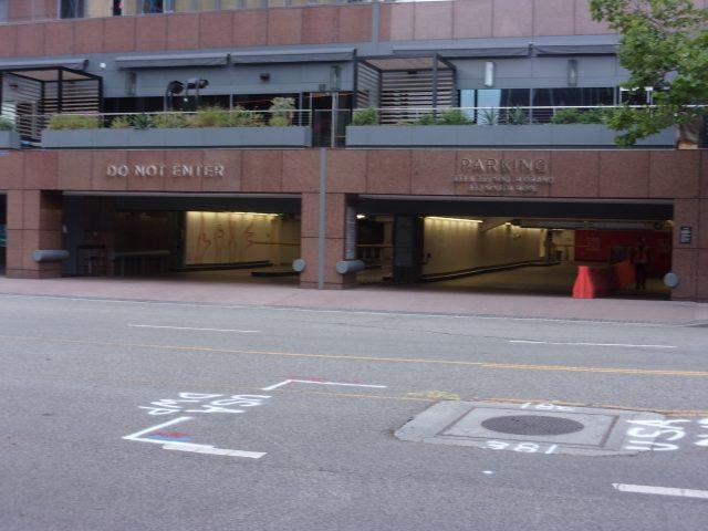 Photo of Wells Fargo Center (333 South Grand Ave) – Garage