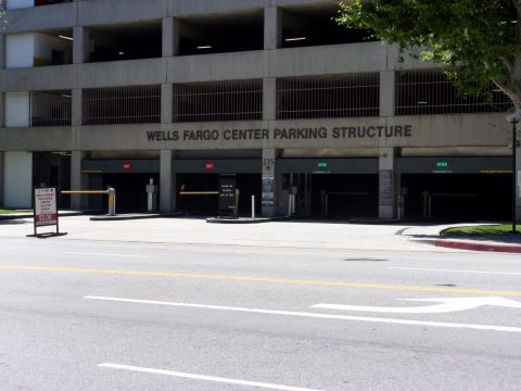 Parking for Wells Fargo Center X2 Garage