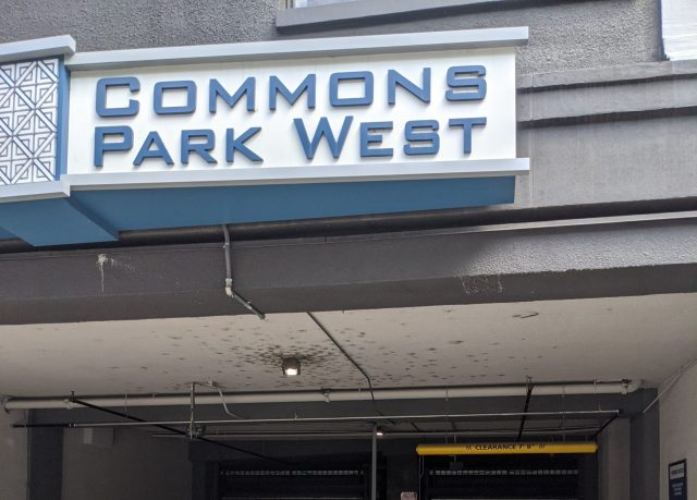 Photo of Commons Park West – Garage
