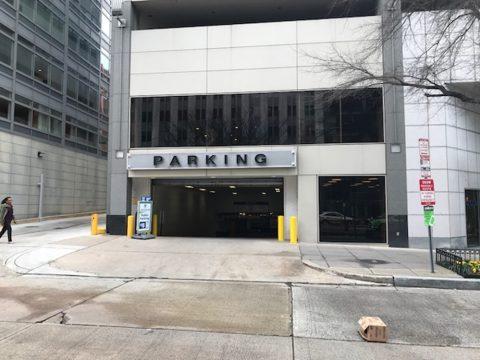 Parking for 1990 K Street