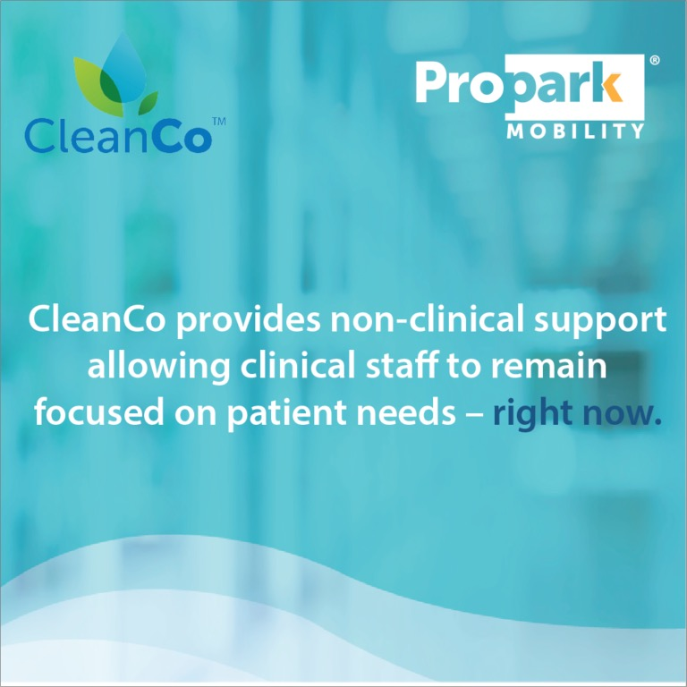 Propark Mobility Provides Non-Clinical Services During COVID-19 Health Crisis