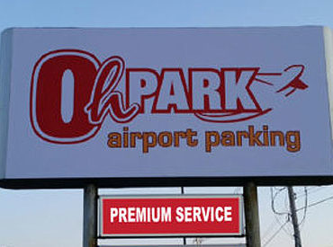 OhPark Airport Parking