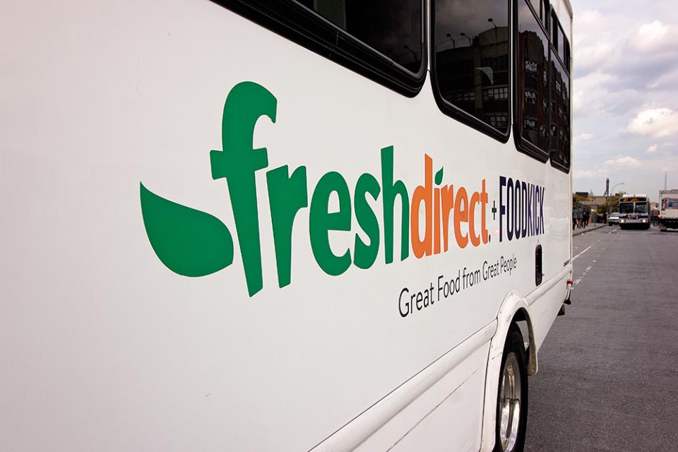 Fresh Direct Shuttle Service