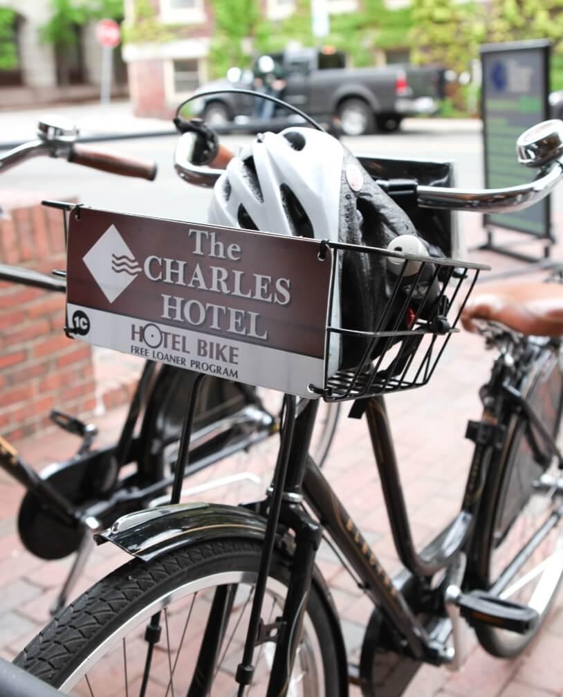 Hotel Bike Program | Mobility Transportation