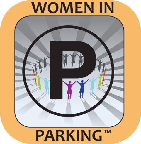 Women in Parking logo