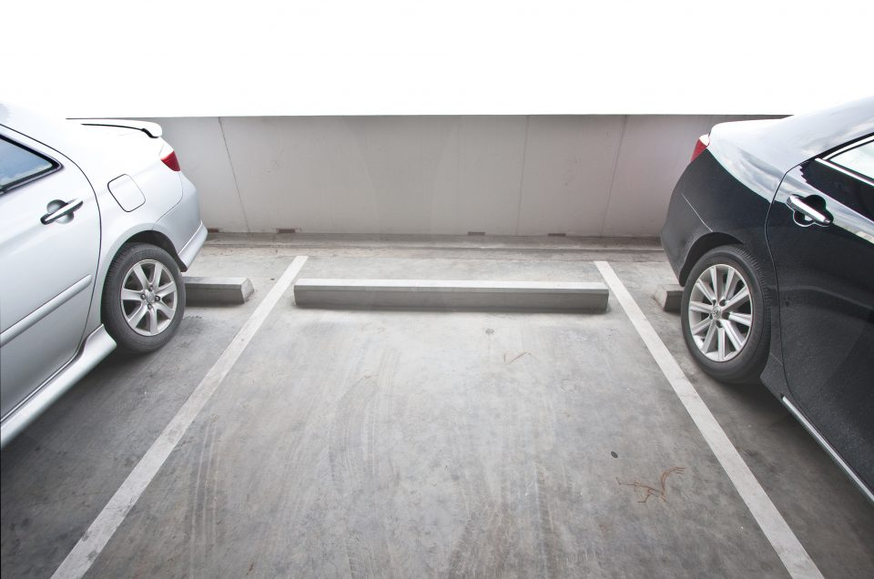 How Wide Is A Parking Space?