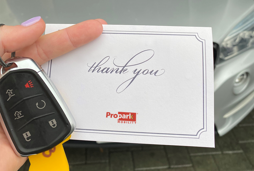 A Personal Touch in a Contactless World