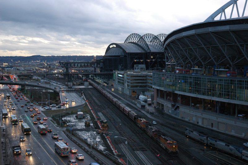 Photo of CenturyLink Field
