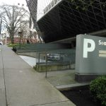 Photo of Seattle Library – Garage